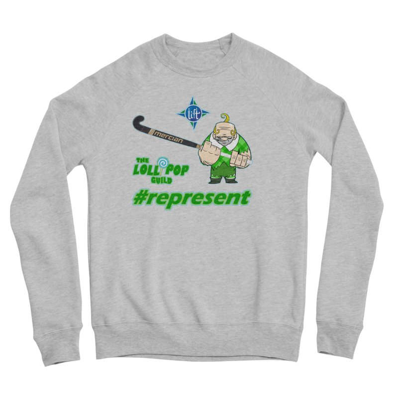 Lift Field Hockey : Lollipop Guild Men's Sweatshirt by Sanctuary Sports LLC