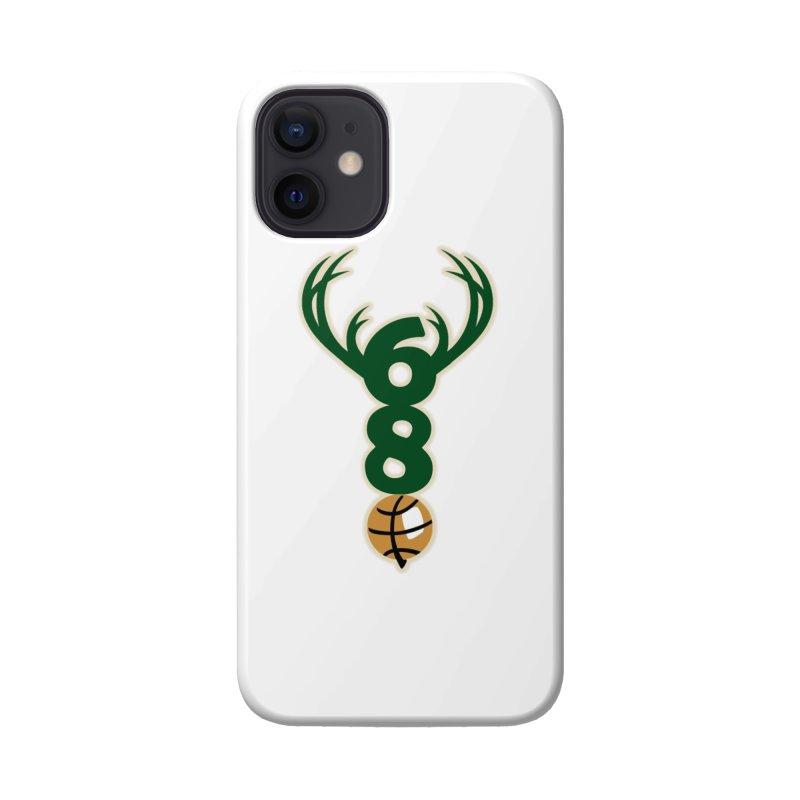 Go BUCKS! Accessories Phone Case by Sanctuary Sports LLC