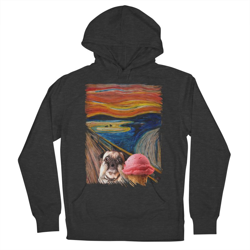 Ice creeeaaaamm Men's Pullover Hoody by sandalo's Artist Shop