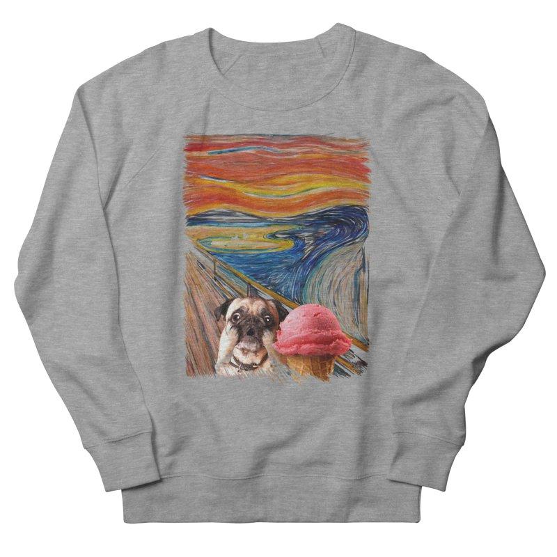 Ice creeeaaaamm Women's Sweatshirt by sandalo's Artist Shop