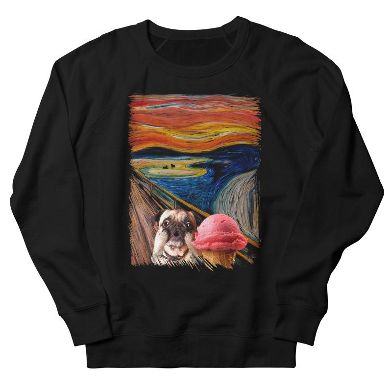 Ice creeeaaaamm Men's Sweatshirt by sandalo's Artist Shop