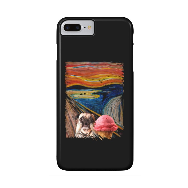 Ice creeeaaaamm Accessories Phone Case by sandalo's Artist Shop