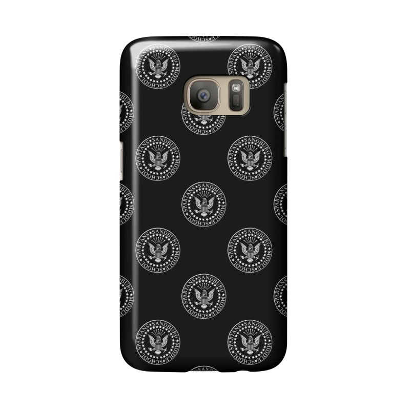 Sandburg Ramones Parody Accessories Phone Case by Sandburg Middle School's Artist Shop