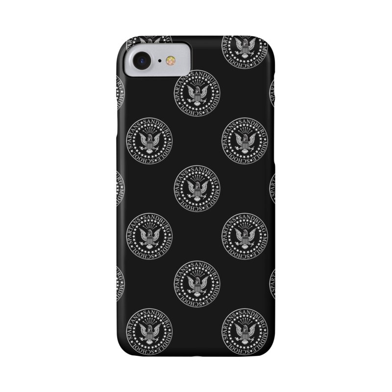 Sandburg Ramones Parody Accessories Phone Case by Sandburg Middle School's Artist Shop