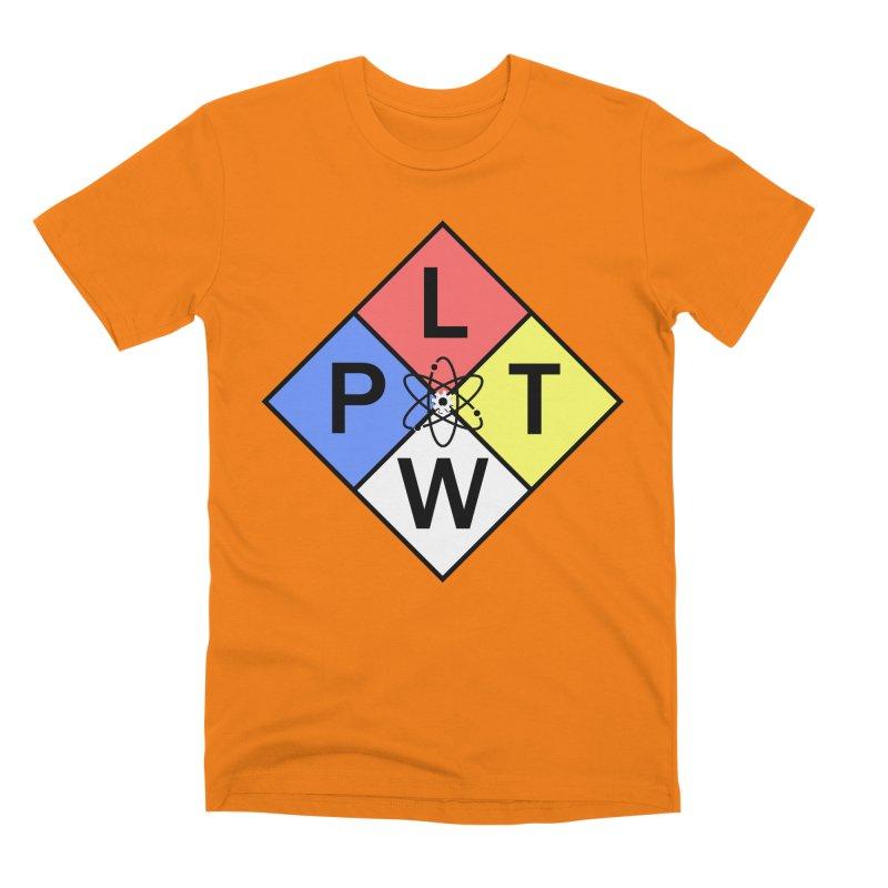 Project Lead The Way Men's T-Shirt by Sandburg Middle School's Artist Shop