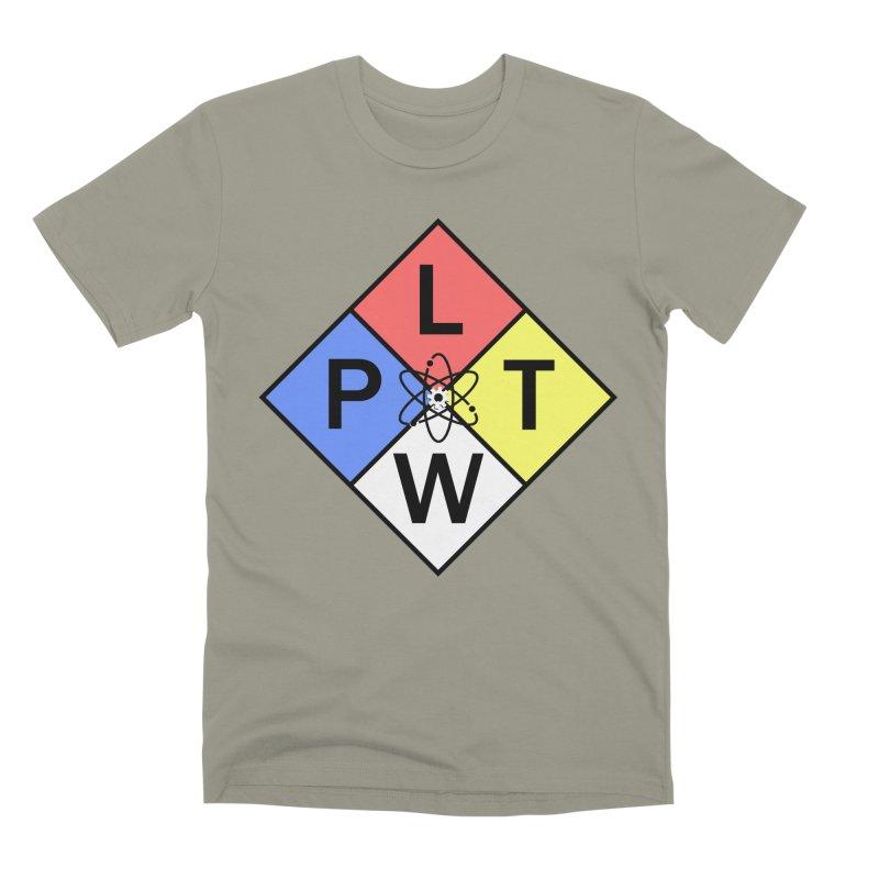 Project Lead The Way Men's Premium T-Shirt by Sandburg Middle School's Artist Shop