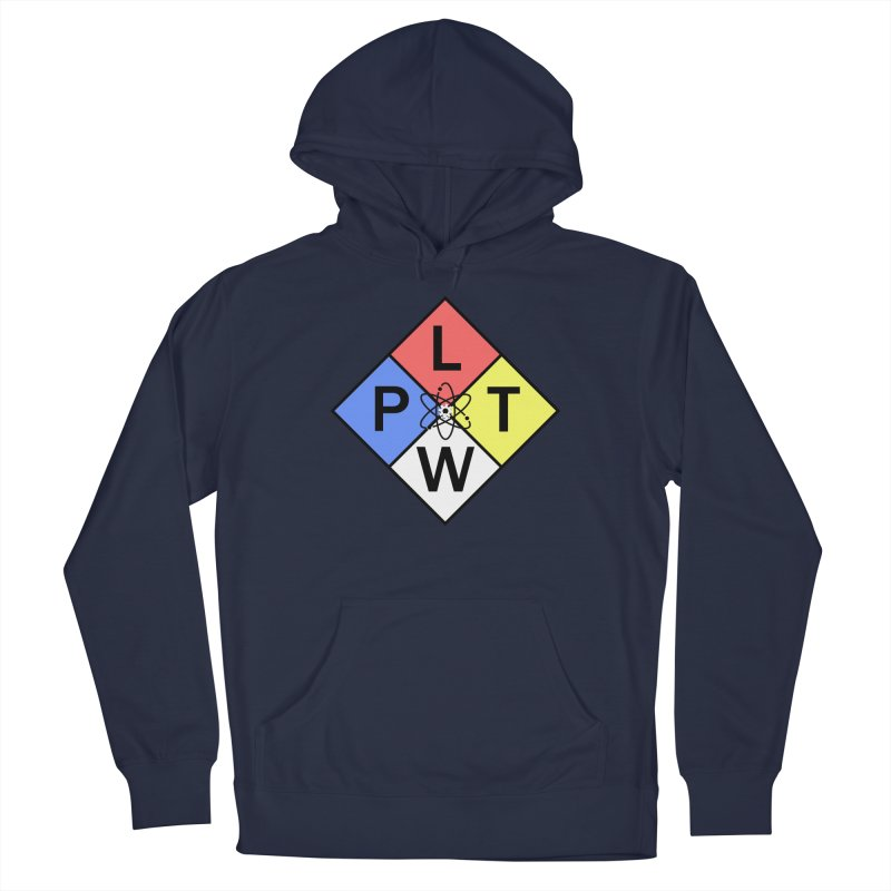 Project Lead The Way Men's Pullover Hoody by Sandburg Middle School's Artist Shop