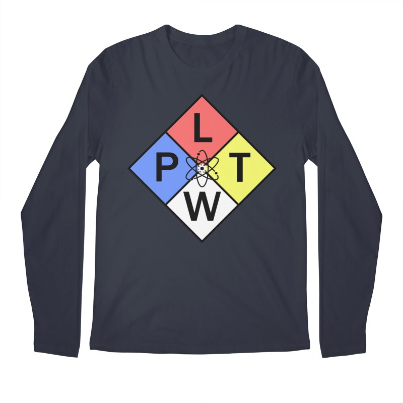 Project Lead The Way Men's Regular Longsleeve T-Shirt by Sandburg Middle School's Artist Shop