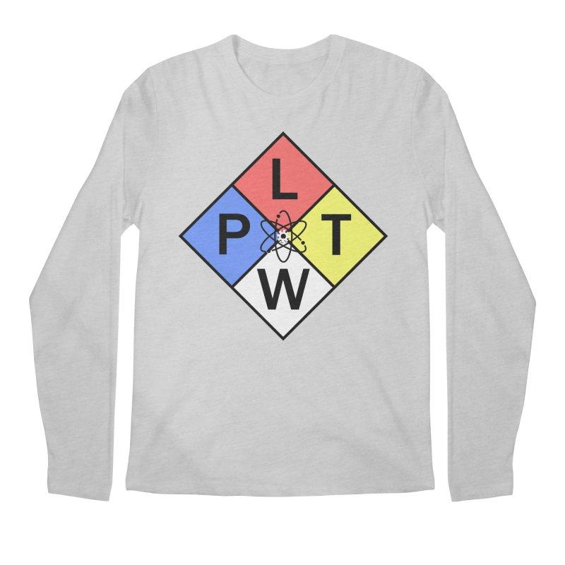 Project Lead The Way Men's Regular Longsleeve T-Shirt by Sandburg Middle School's Artist Shop
