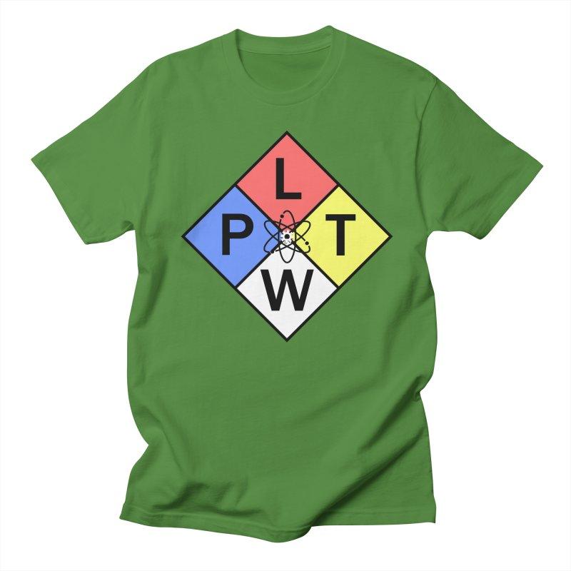 Project Lead The Way Men's Regular T-Shirt by Sandburg Middle School's Artist Shop