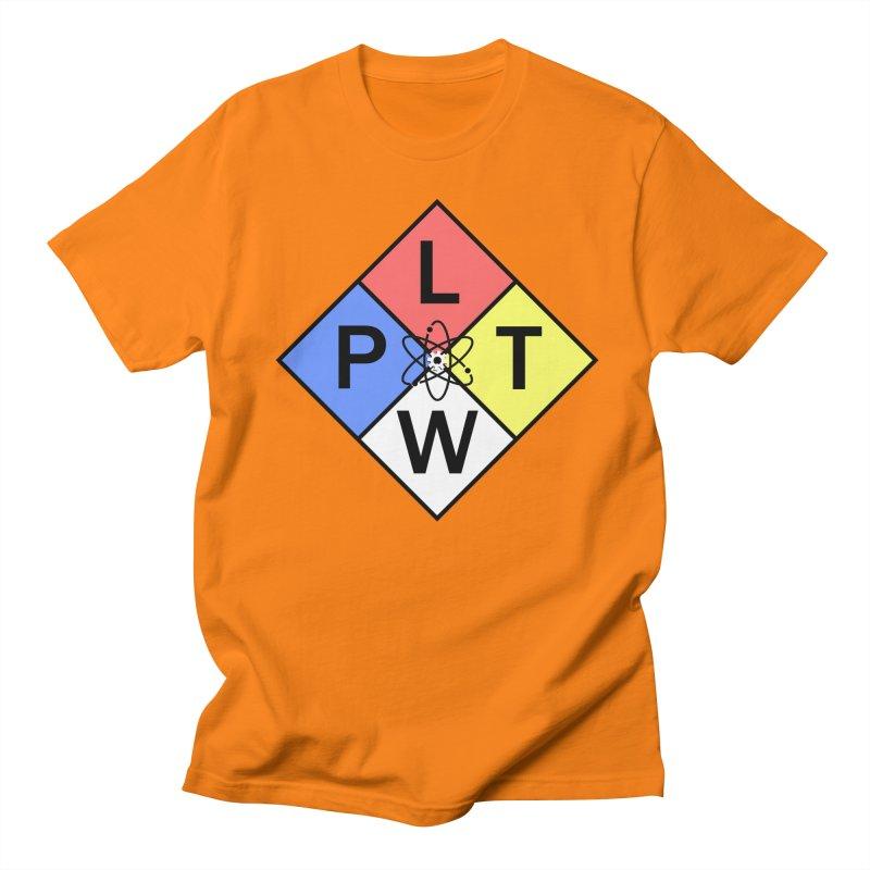 Project Lead The Way Women's Regular Unisex T-Shirt by Sandburg Middle School's Artist Shop