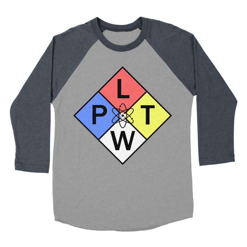 Project Lead The Way Women's Baseball Triblend Longsleeve T-Shirt by Sandburg Middle School's Artist Shop