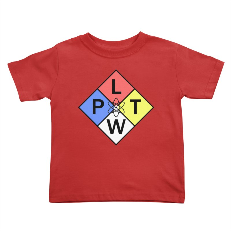 Project Lead The Way Kids Toddler T-Shirt by Sandburg Middle School's Artist Shop
