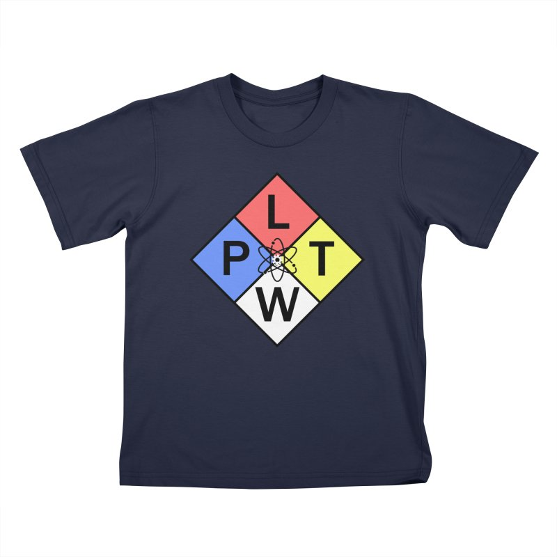 Project Lead The Way Kids T-Shirt by Sandburg Middle School's Artist Shop