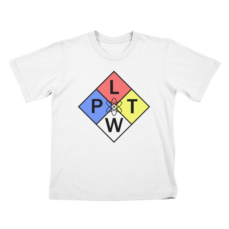 Project Lead The Way Kids T-Shirt by Sandburg Middle School's Artist Shop