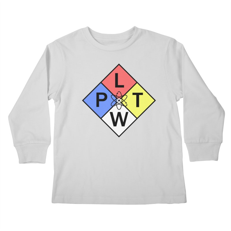 Project Lead The Way Kids Longsleeve T-Shirt by Sandburg Middle School's Artist Shop