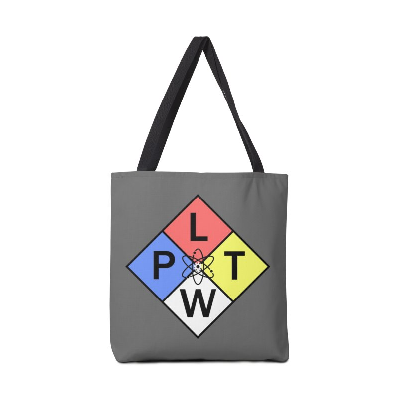 Project Lead The Way Accessories Tote Bag Bag by Sandburg Middle School's Artist Shop