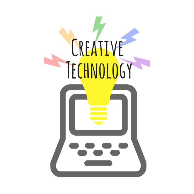 Creative Technology Accessories Sticker by Sandburg Middle School's Artist Shop