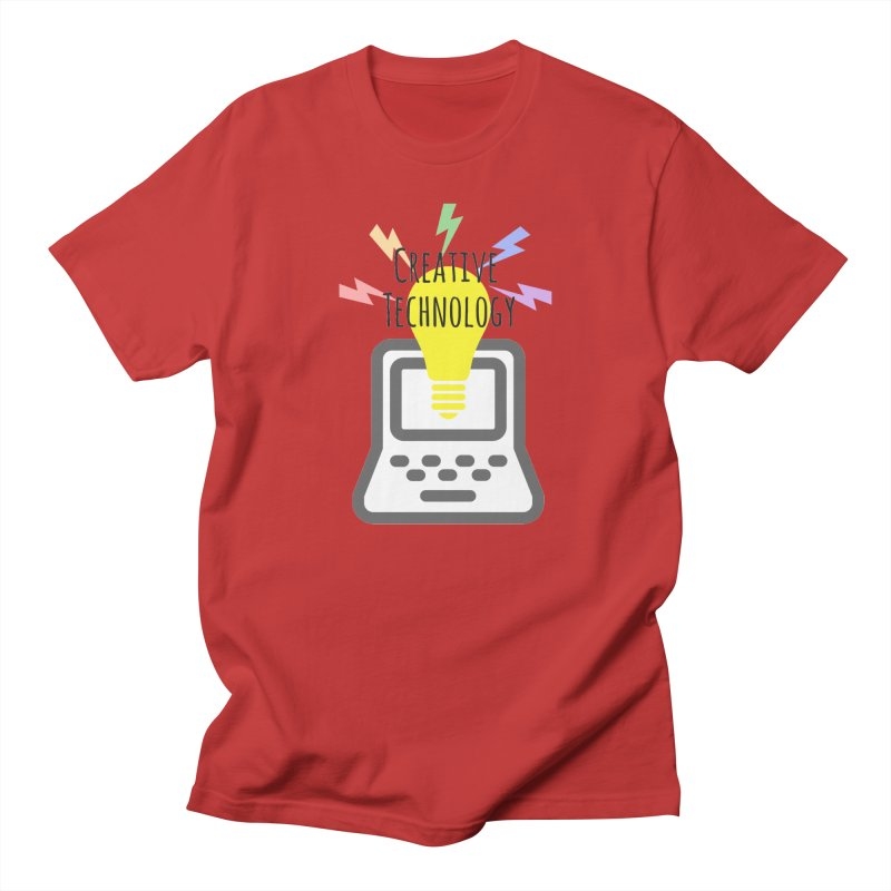 Creative Technology Men's T-Shirt by Sandburg Middle School's Artist Shop