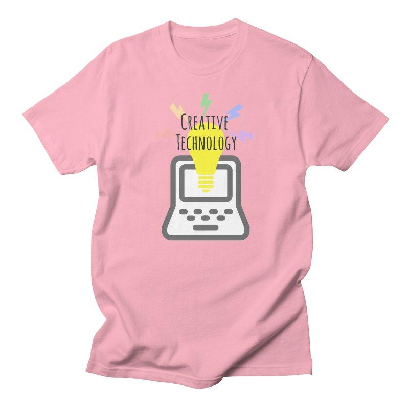 Creative Technology Men's T-Shirt by Sandburg Middle School's Artist Shop