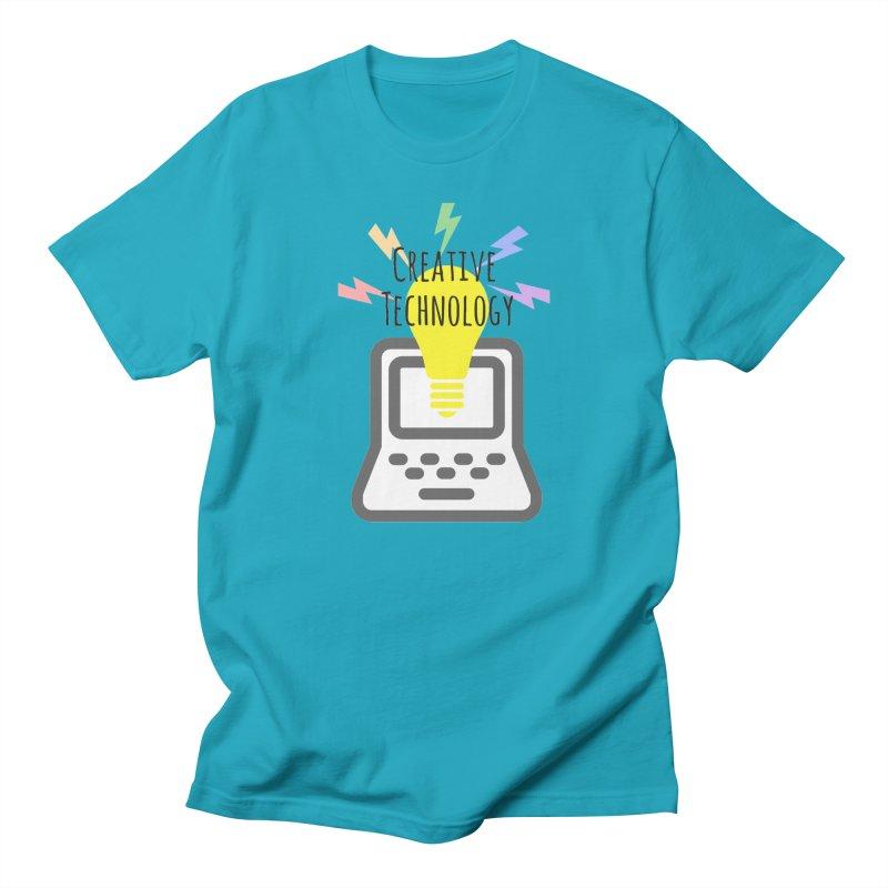 Creative Technology Women's Regular Unisex T-Shirt by Sandburg Middle School's Artist Shop