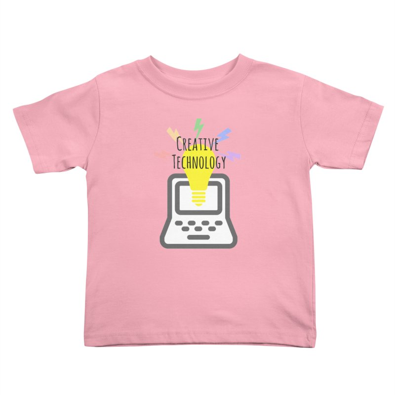 Creative Technology Kids Toddler T-Shirt by Sandburg Middle School's Artist Shop