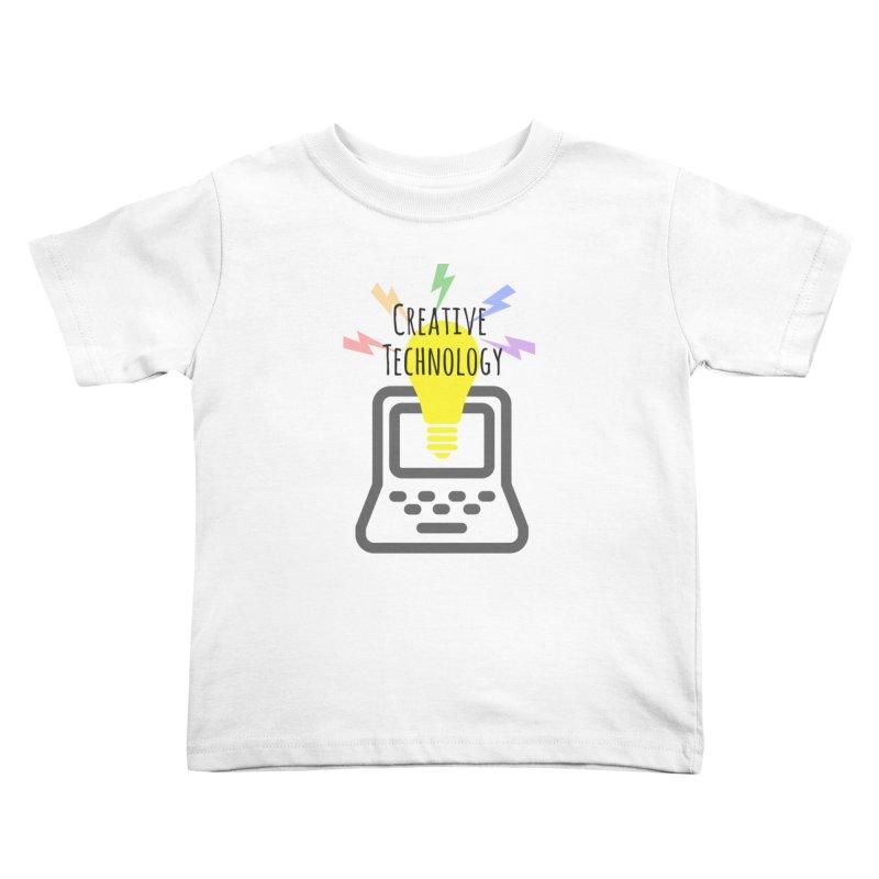 Creative Technology Kids Toddler T-Shirt by Sandburg Middle School's Artist Shop