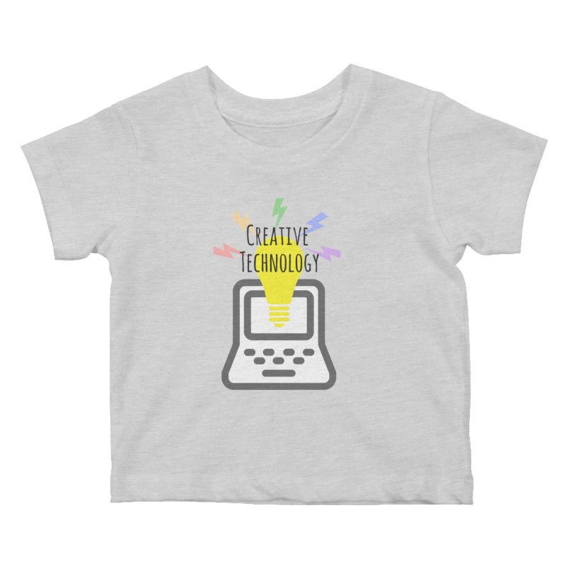 Creative Technology Kids Baby T-Shirt by Sandburg Middle School's Artist Shop