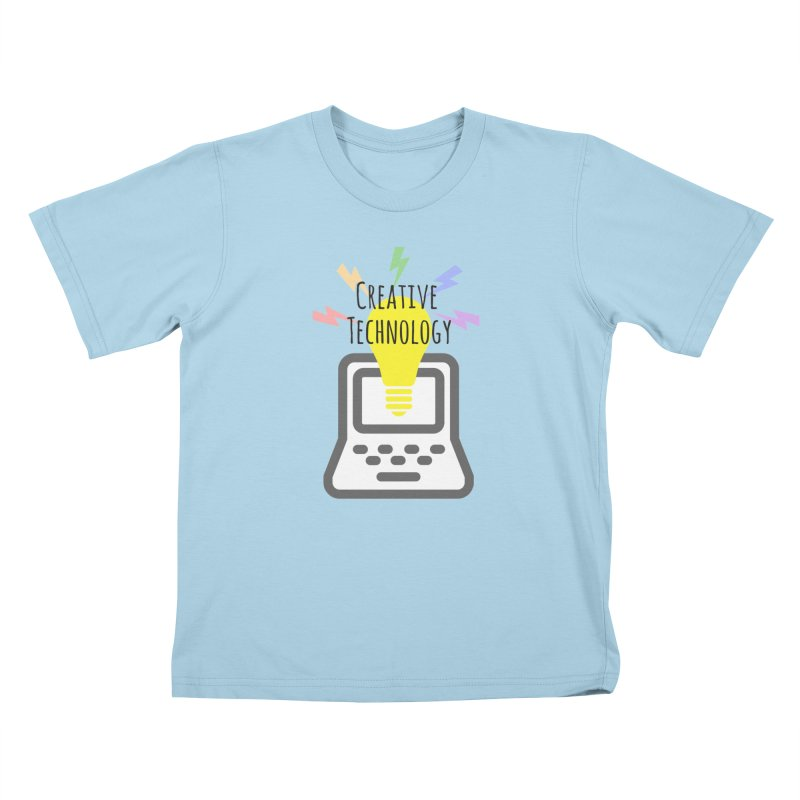 Creative Technology Kids T-Shirt by Sandburg Middle School's Artist Shop