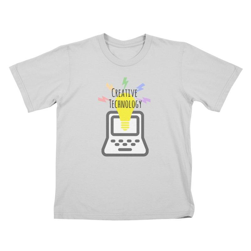 Creative Technology Kids T-Shirt by Sandburg Middle School's Artist Shop