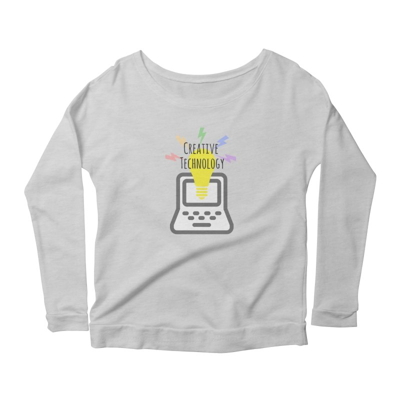 Creative Technology Women's Longsleeve T-Shirt by Sandburg Middle School's Artist Shop