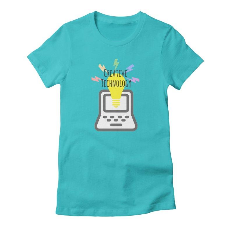Creative Technology Women's T-Shirt by Sandburg Middle School's Artist Shop