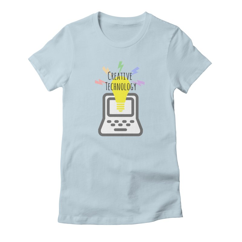 Creative Technology Women's T-Shirt by Sandburg Middle School's Artist Shop