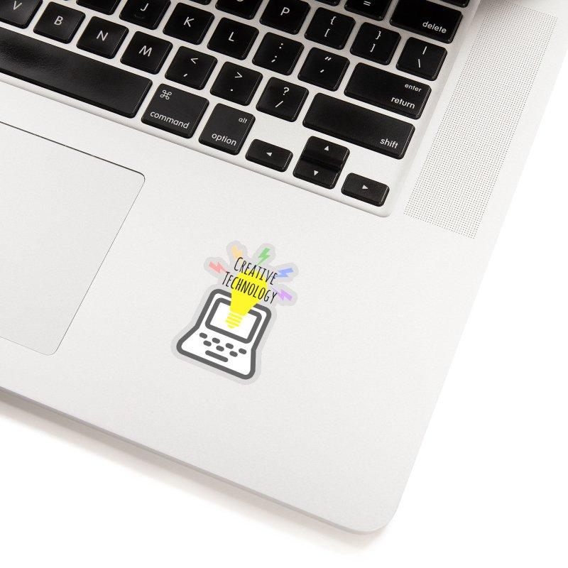 Creative Technology Accessories Sticker by Sandburg Middle School's Artist Shop