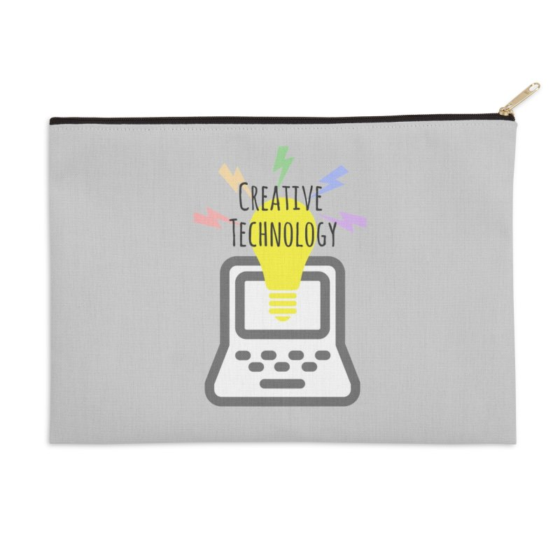 Creative Technology Accessories Zip Pouch by Sandburg Middle School's Artist Shop