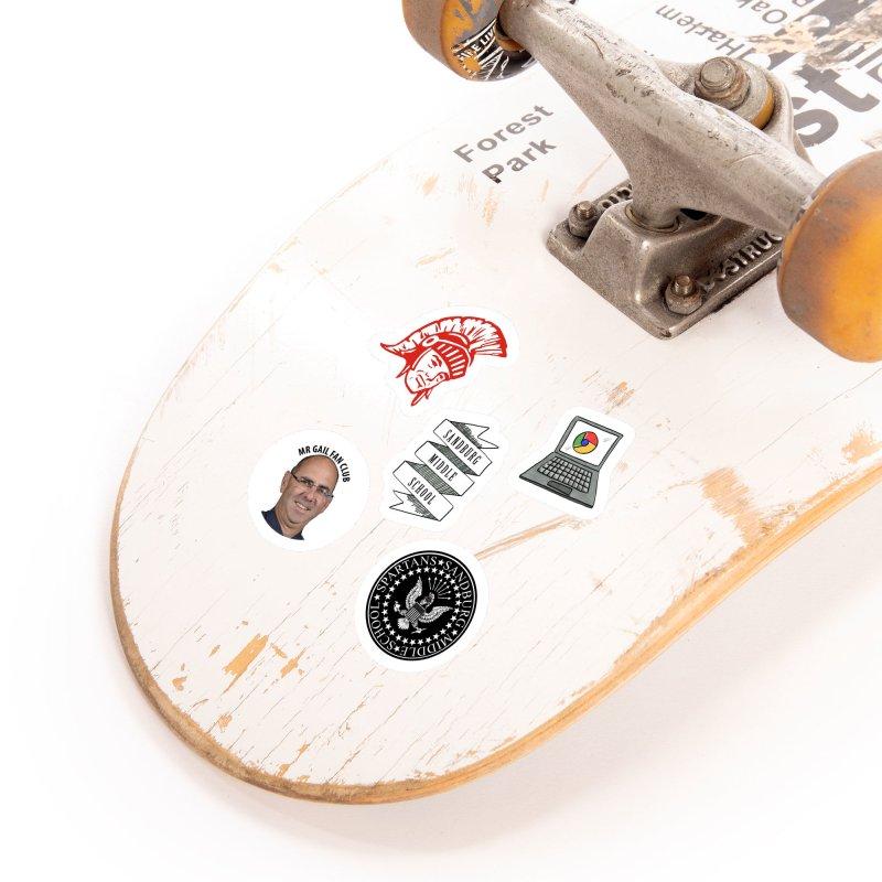 SMS Sticker Sheet! Accessories Sticker by Sandburg Middle School's Artist Shop