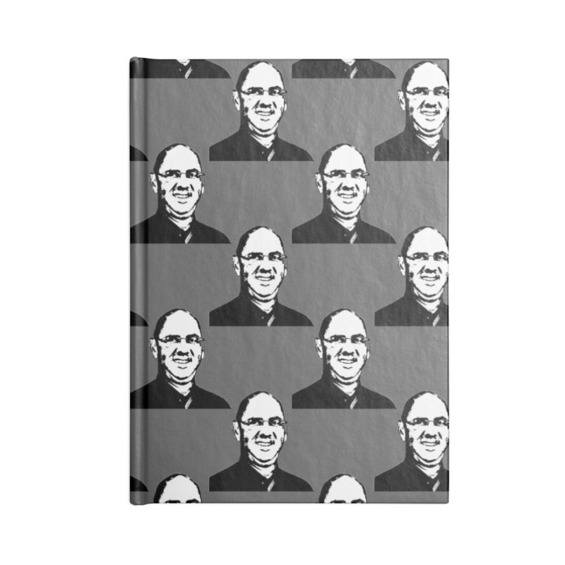 Mr Gail is my BFF Accessories Lined Journal Notebook by Sandburg Middle School's Artist Shop