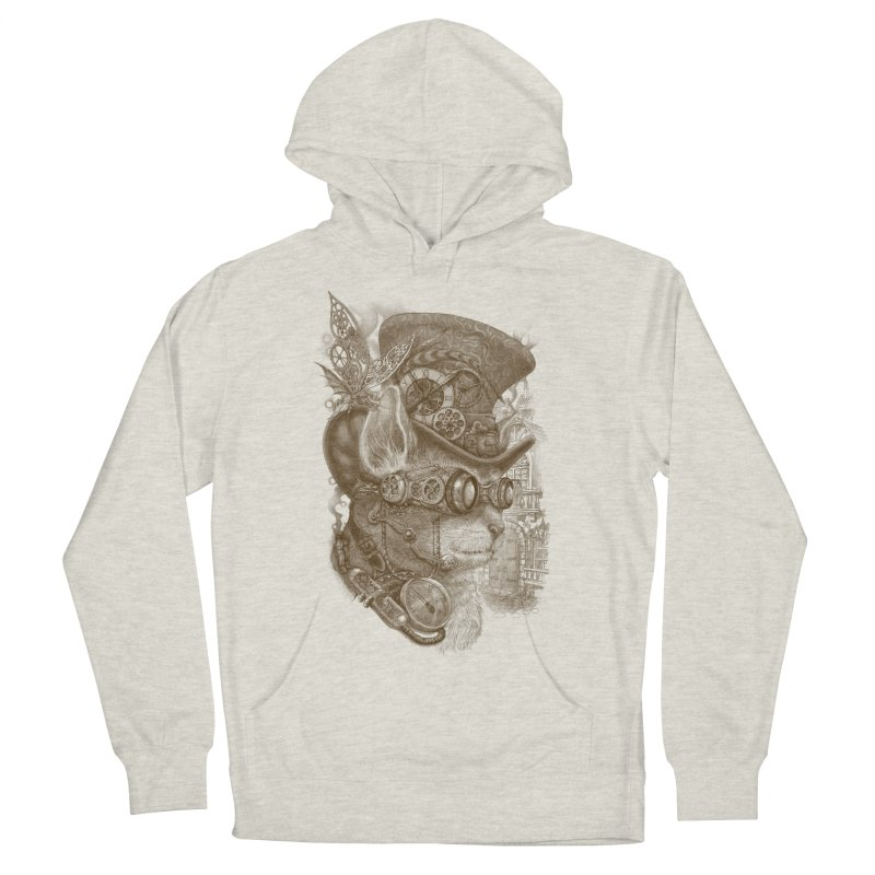The Observer Men's Pullover Hoody by Windville's Artist Shop