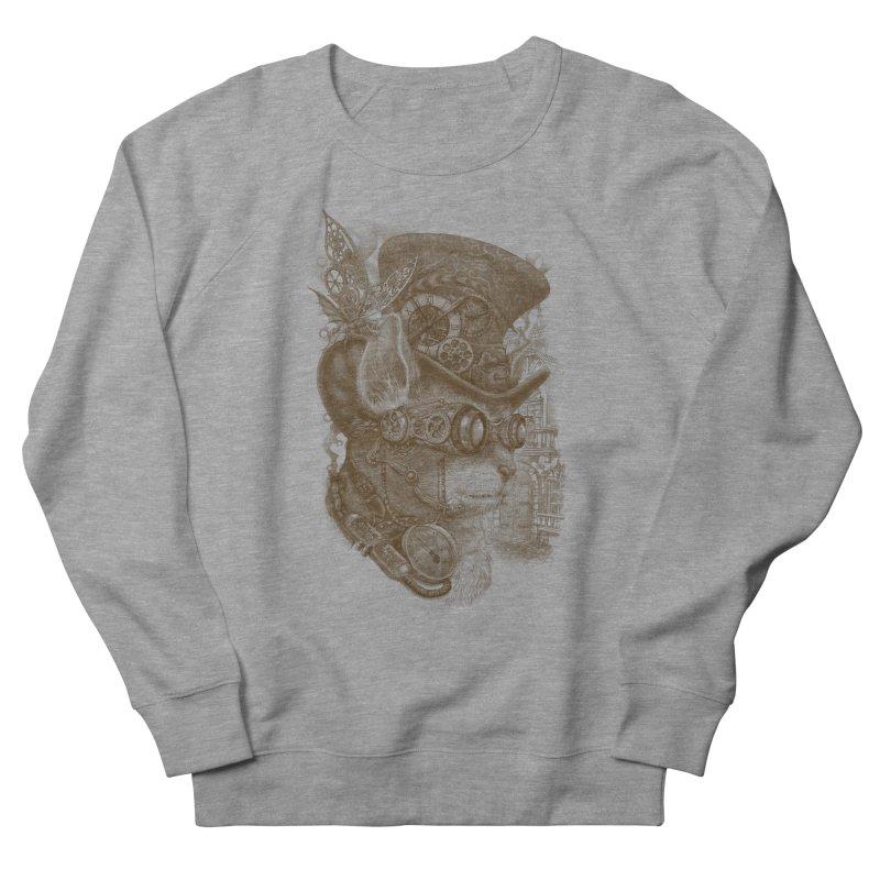 The Observer Women's Sweatshirt by Windville's Artist Shop