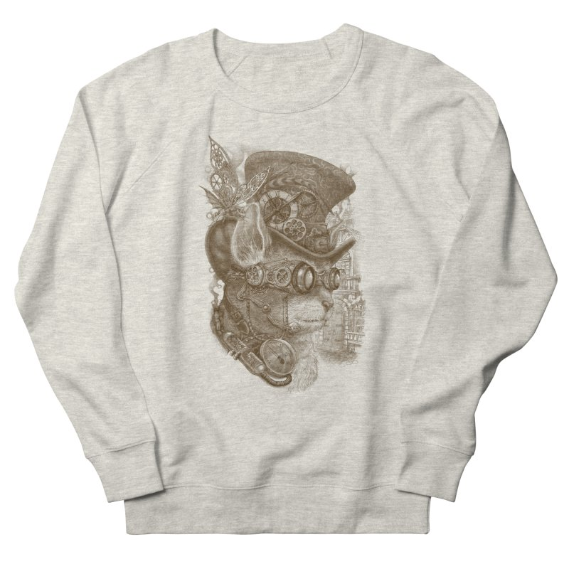 The Observer Women's Sweatshirt by Windville's Artist Shop