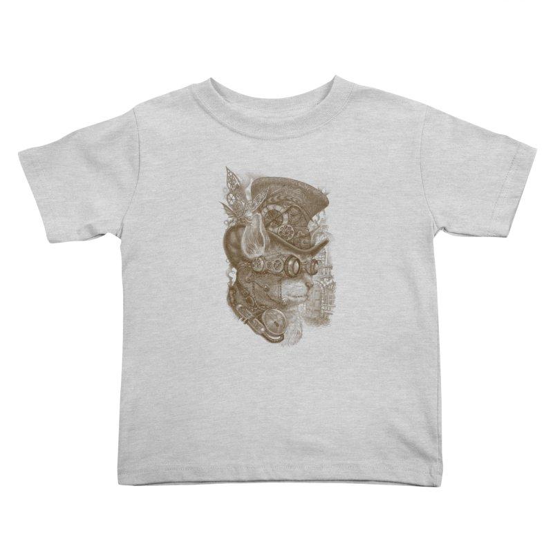 The Observer Kids Toddler T-Shirt by Windville's Artist Shop