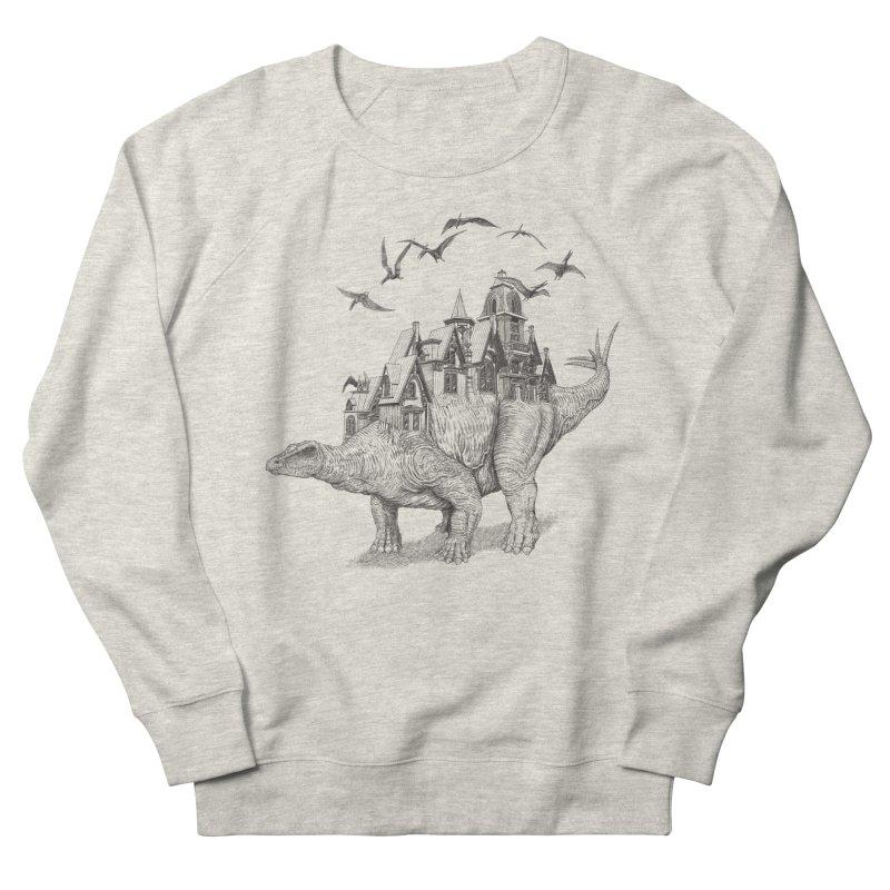 Stegoland Men's Sweatshirt by Windville's Artist Shop
