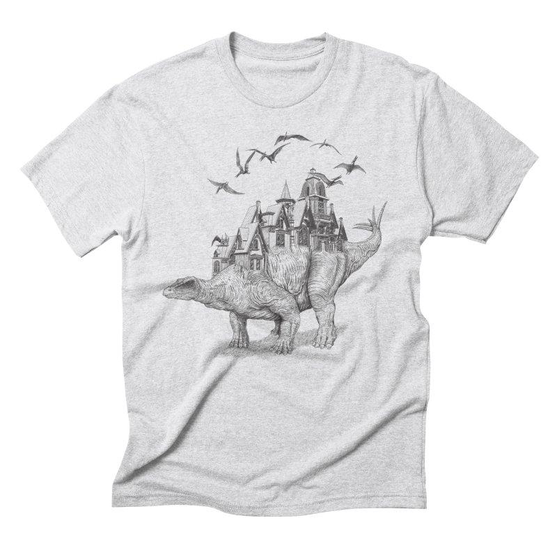 Stegoland Men's Triblend T-Shirt by Windville's Artist Shop