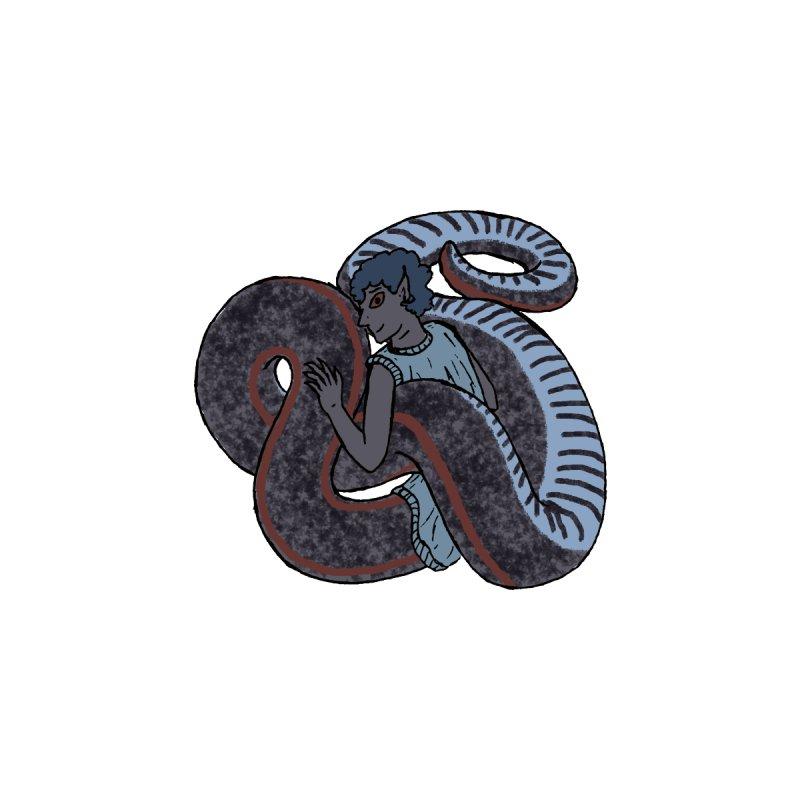 Sharp-tailed Snake-Boy by sand paper octopi's Artist Shop