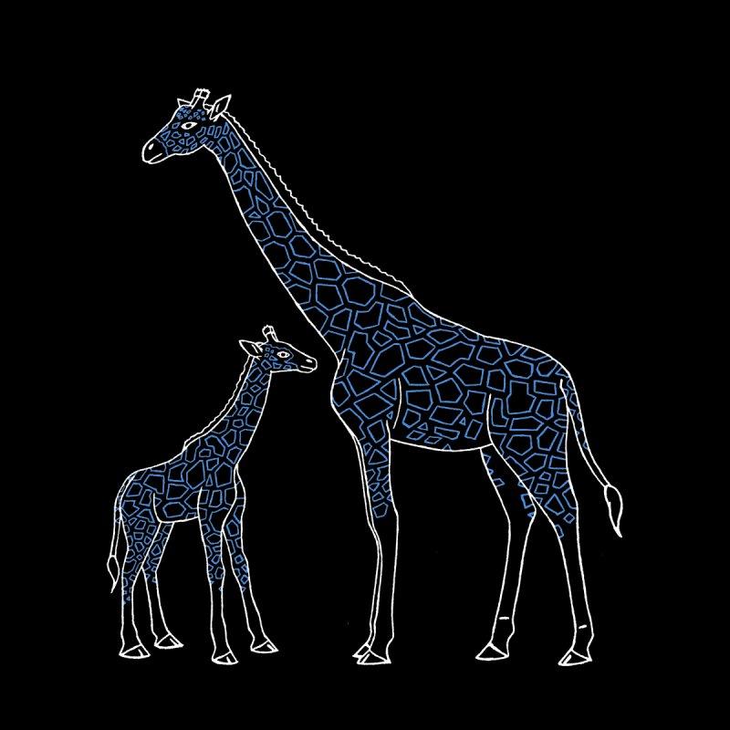Ghost Giraffes by sand paper octopi's Artist Shop