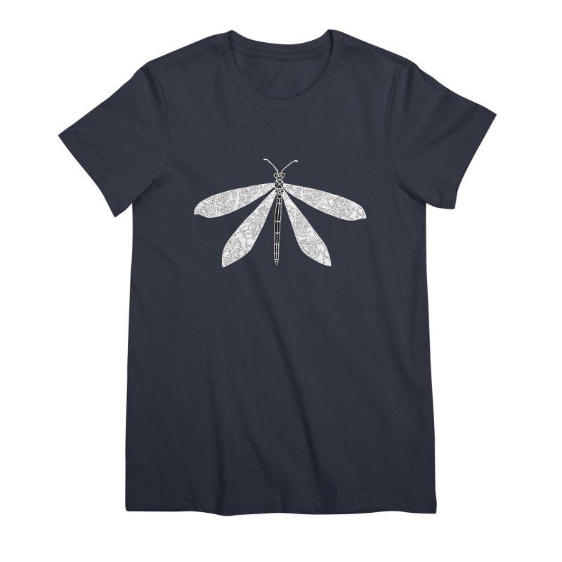 Antlion Women's Premium T-Shirt by sand paper octopi's Artist Shop