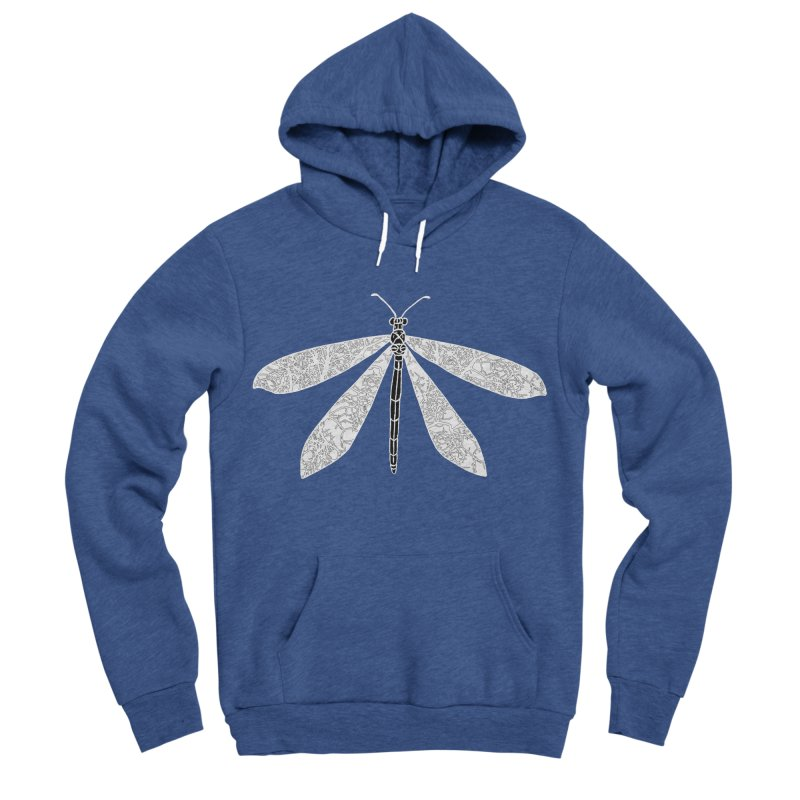 Antlion Men's Sponge Fleece Pullover Hoody by sand paper octopi's Artist Shop