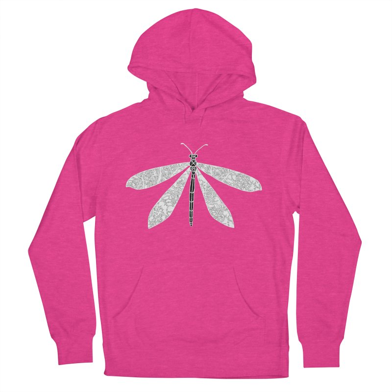 Antlion Women's French Terry Pullover Hoody by sand paper octopi's Artist Shop