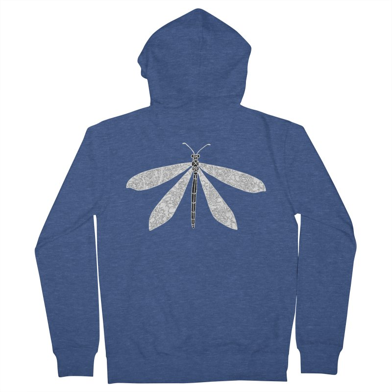 Antlion Women's French Terry Zip-Up Hoody by sand paper octopi's Artist Shop
