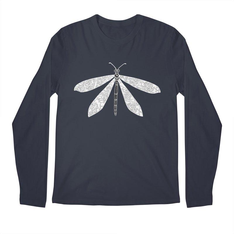 Antlion Men's Regular Longsleeve T-Shirt by sand paper octopi's Artist Shop